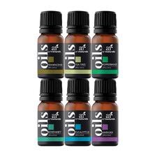 6 Piece ArtNaturals Pure Essential Oil Set