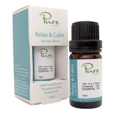 Pure by Alcyon Relax & Calm 10ml Essential Oil