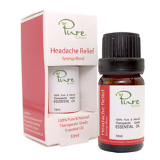 Pure by Alcyon Headache Relief 10ml Essential Oil