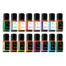 16 Piece 10ml Pure by Alcyon Essential Oil Set