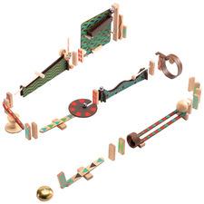 Kids' 48 Piece Zig & Go Chain Reaction Construction Set