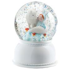 Kids' Lila & Pupi Snow Globe Night Light