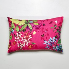 Tropicana Fusia Cushion Feather Filled