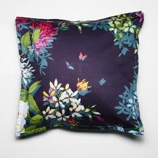 Tropicana Charcoal Euro Pillowcase