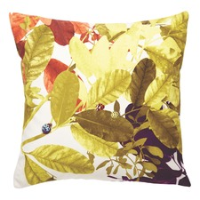 Gold Ghost Velvet Floor Cushion