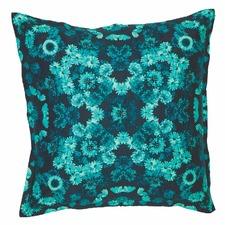 Charcoal Giselle Cotton Sateen Euro Pillowcase