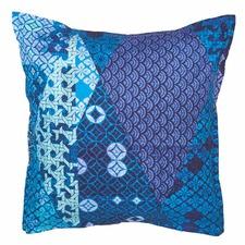 Indochine Cotton Sateen Euro Pillowcase