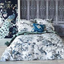Empress Garden Cotton Quilt Cover Set