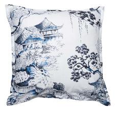Empress Garden Cotton Euro Pillowcase