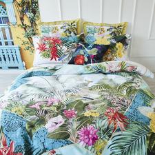 Suzanne Cotton Quilt Cover Set