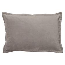 Lush Rectangular Velvet Cushion