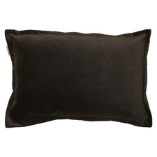 Lush Rectangular Velvet Cushion
