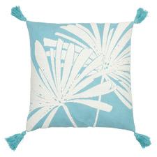 Palm Cotton Cushion
