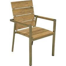 Uluwatu Outdoor Stacking Chair (Set of 2)