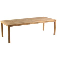 Seminyak Teak Outdoor Dining Table