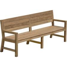 Tembok Teak Outdoor Bench