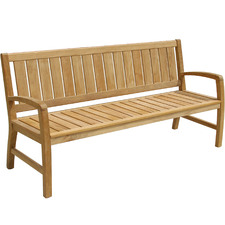 Kubu Teak Outdoor Bench