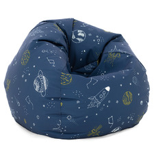Kid's Space Buddy Teardrop Beanbag Cover