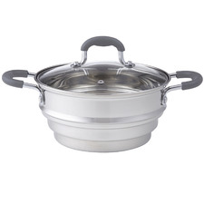 Argon Universal Steamer with Lid