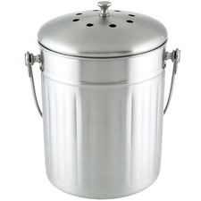 5L Stainless Steel Compost Bin