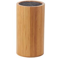 Natural Universal Bamboo Knife Block