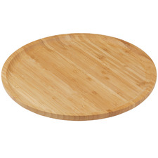 Natural Bamboo Lazy Susan