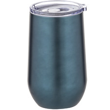 Teal 500ml Double Wall Coffee Cup