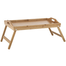Natural Bamboo Breakfast Tray