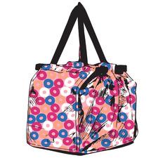 Geometric Sala Insulated Shopping Trolley Bag