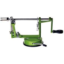 Java Green Metal Apple Peeler & Corer