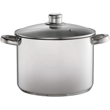 Davis & Waddell 7.5L Stock Pot with Lid