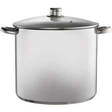Davis & Waddell 16L Stock Pot with Lid