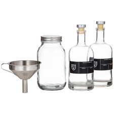 4 Piece Homemade Gin Infusion Kit
