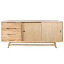 6Ixty Oak Sideboard