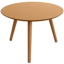 Hanna Round Oak Art Table