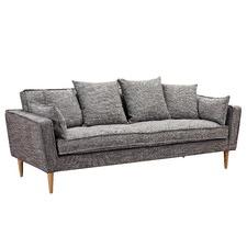 Brown Bella Sofa