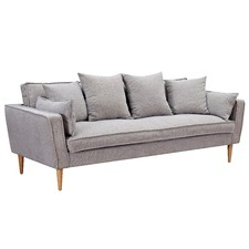 Light Grey Bella Sofa