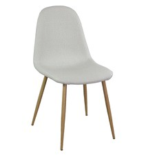 Light Grey Tom Chair (Set of 2)