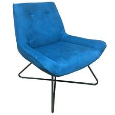Zayan Contemporary Fabric Armchair