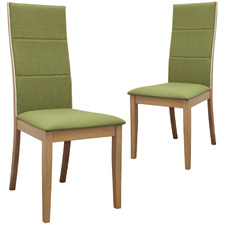 Society Oak Dining Chair (Set of 2)