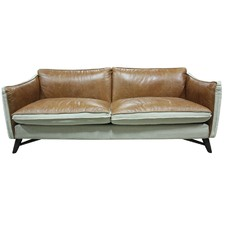 Rhean Leather Sofa 2.5 Seater