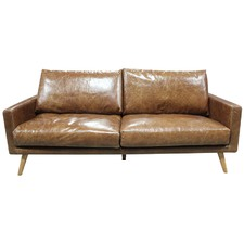 Stanwick Leather Sofa 2.5 Seater