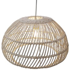 Tala Rattan Pendant Light
