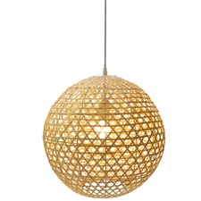 Titi Rattan Pendant Light
