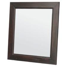 Wooden Frame Mirror 100 x 120cm