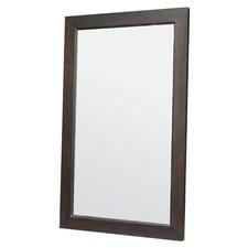 Wooden Frame Mirror 100 x 160cm