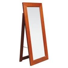 Rectangular Mirror with Stand