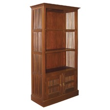 Ruji Bookcase 2 Door
