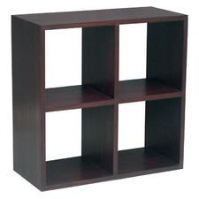 Cube Four Shelf