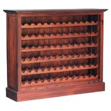 Wide Wine Rack